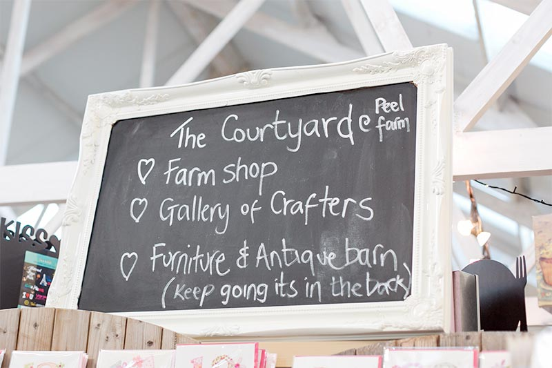 Peel Farm Courtyard