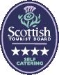 Scottish Tourist Board 4 Star Self Catering