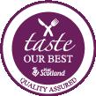 Taste Our Best Quality Assured